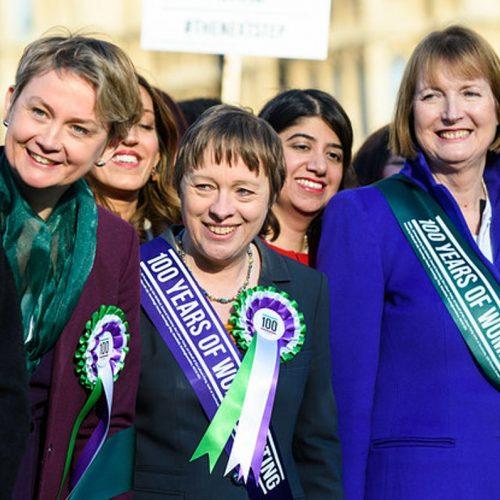 Women Voting